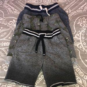 Set of 3 - ✨ Epic threads toddler boy shorts ✨
